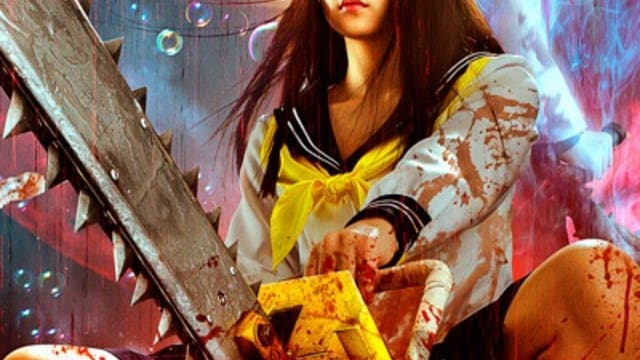 Bloody Chainsaw Girl Subtitle Indonesia