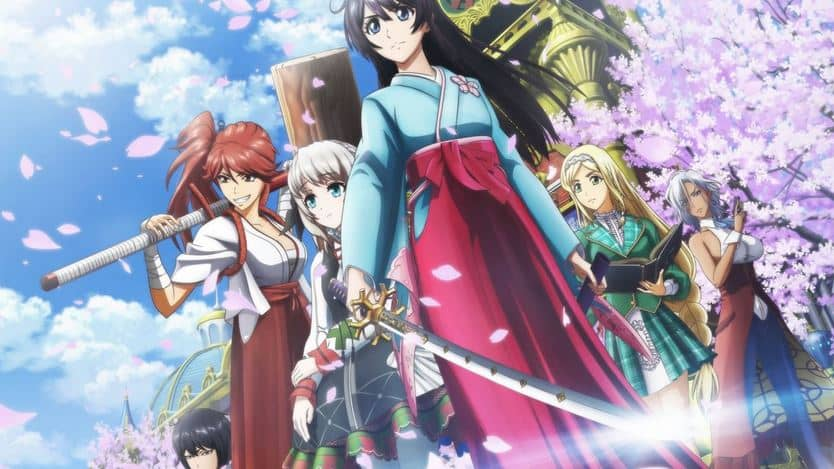 Shin Sakura Taisen Subtitle Indonesia Batch