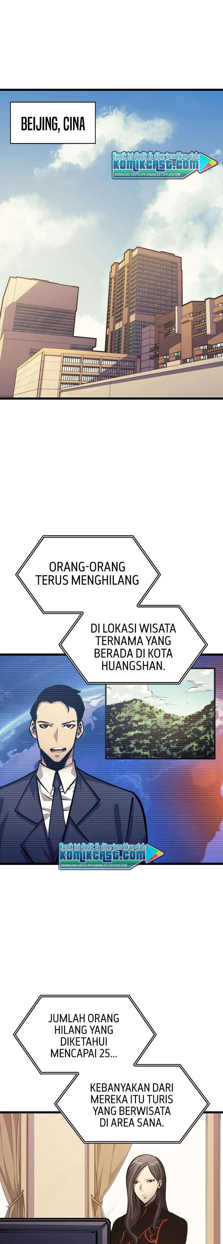 Highest Level Returner (Max Level Returner) Chapter 76 Bahasa Indonesia page 53