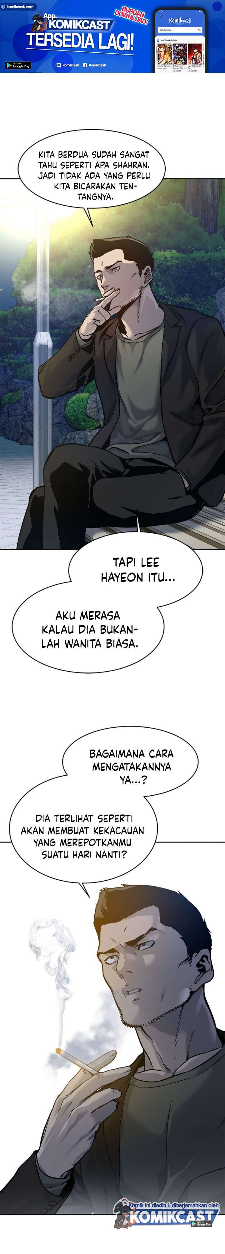 God of Blackfield Chapter 76 Bahasa Indonesia page 3