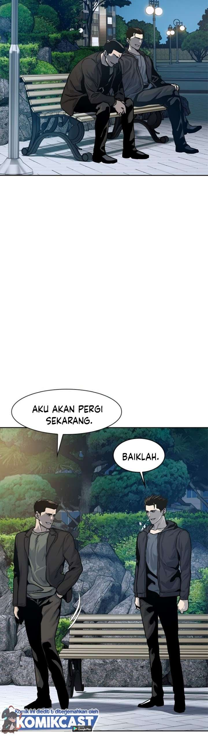 God of Blackfield Chapter 76 Bahasa Indonesia page 11