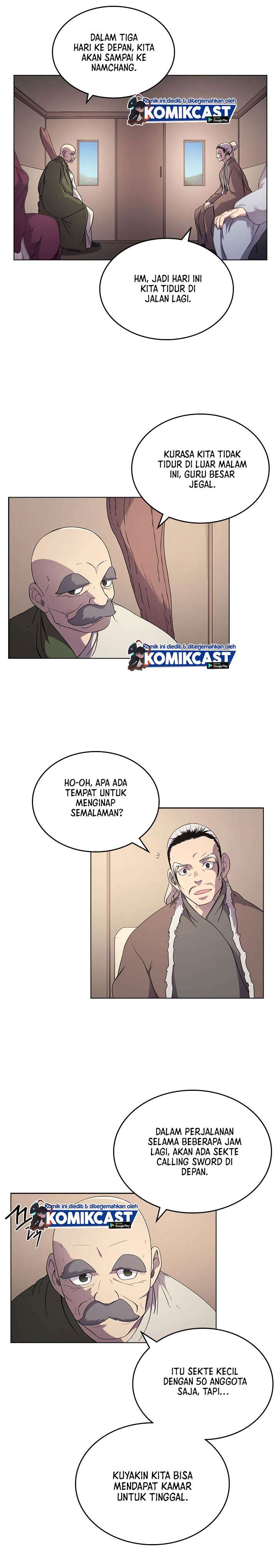 Chronicles of Heavenly Demon Chapter 143 Bahasa Indonesia page 13