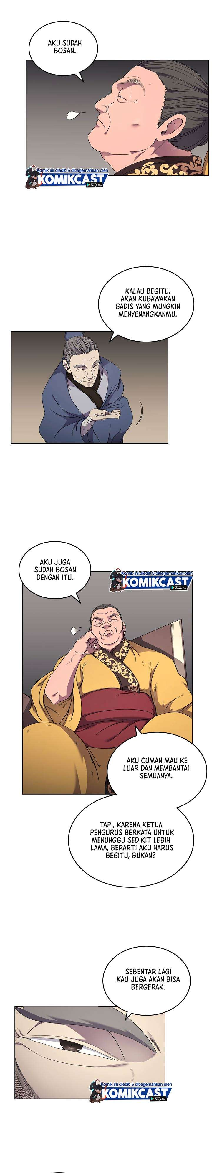 Chronicles of Heavenly Demon Chapter 143 Bahasa Indonesia page 27