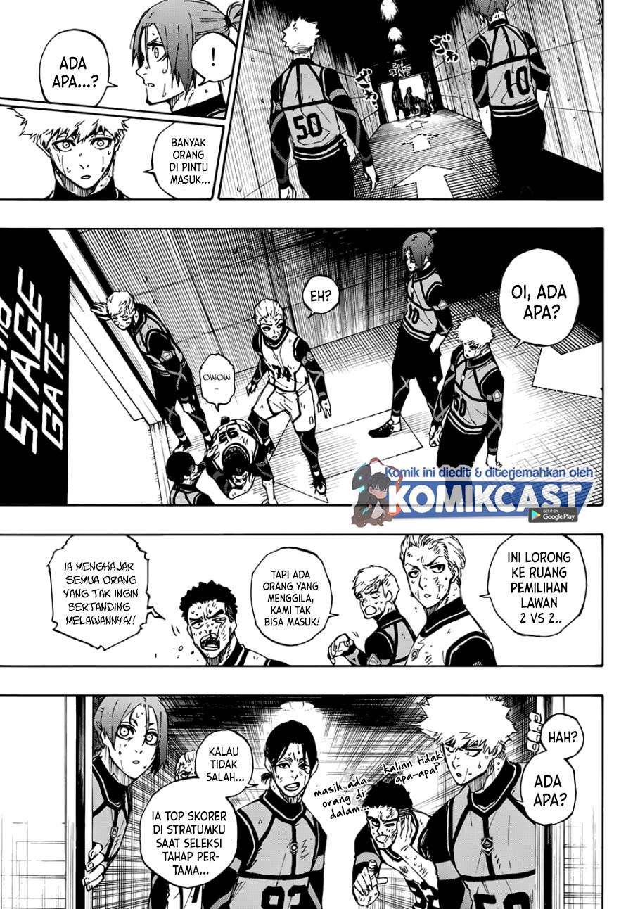 Blue Lock Chapter 88 Bahasa Indonesia page 31