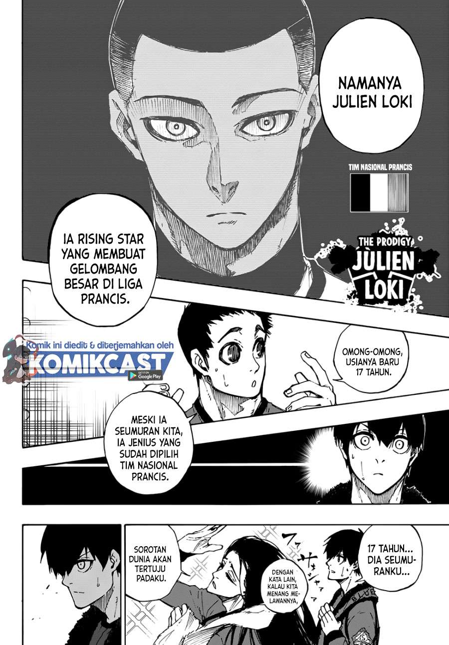 Blue Lock Chapter 88 Bahasa Indonesia page 9