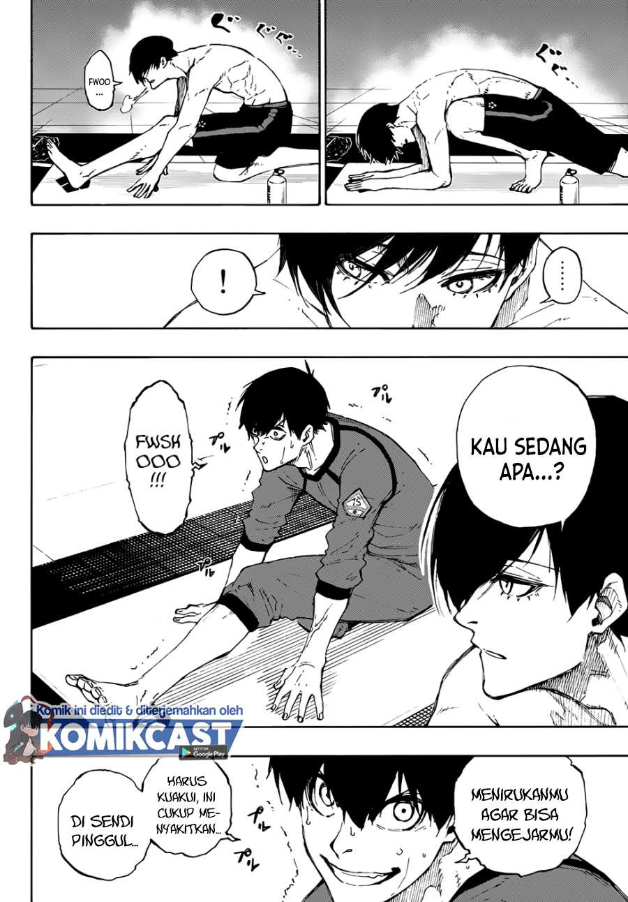 Blue Lock Chapter 88 Bahasa Indonesia page 13