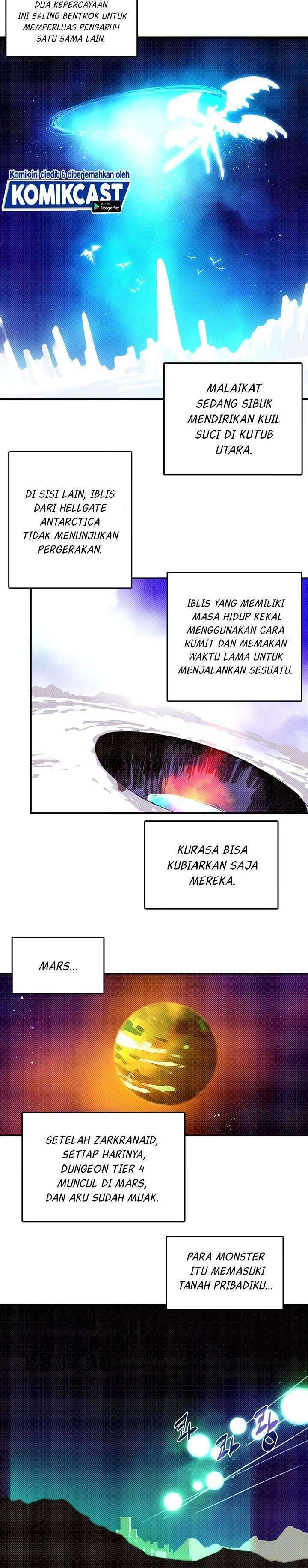 I Am the Sorcerer King Chapter 139 Bahasa Indonesia page 17