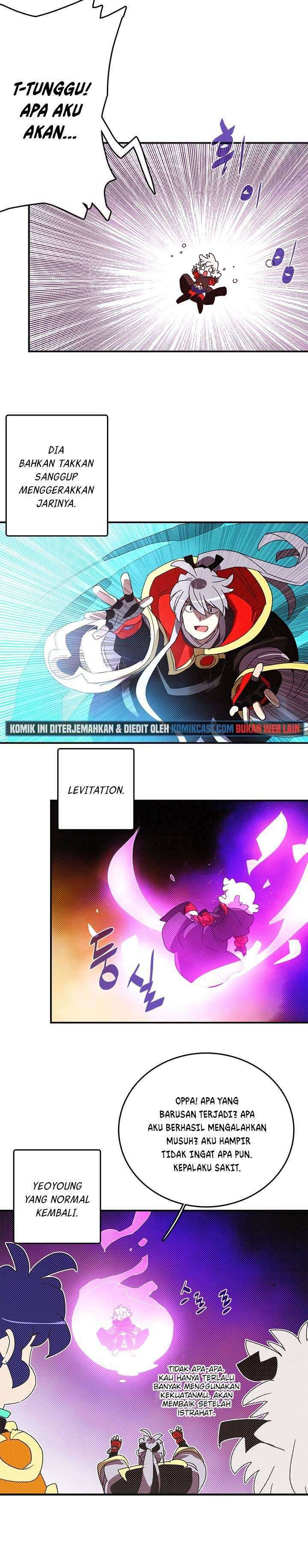 I Am the Sorcerer King Chapter 139 Bahasa Indonesia page 7