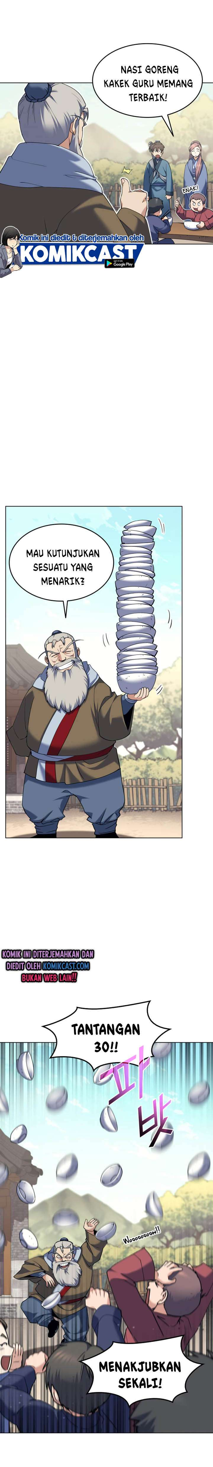 Tale of a Scribe Who Retires to the Countryside Chapter 53 Bahasa Indonesia page 43