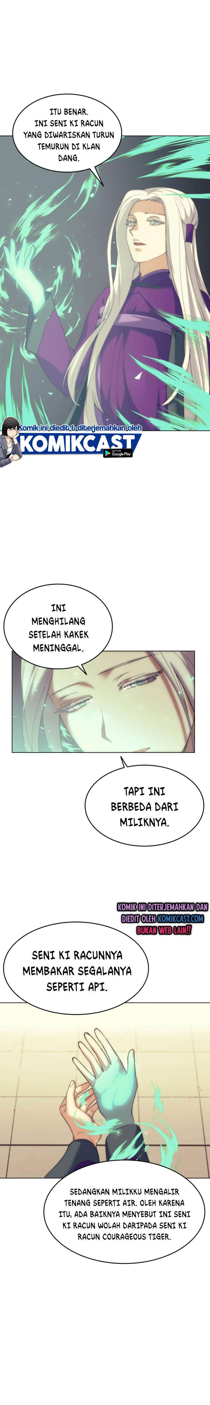 Tale of a Scribe Who Retires to the Countryside Chapter 53 Bahasa Indonesia page 17