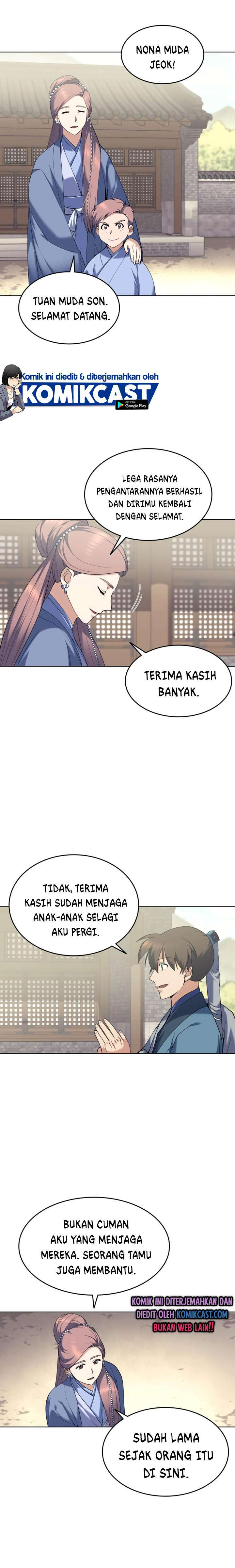 Tale of a Scribe Who Retires to the Countryside Chapter 53 Bahasa Indonesia page 29