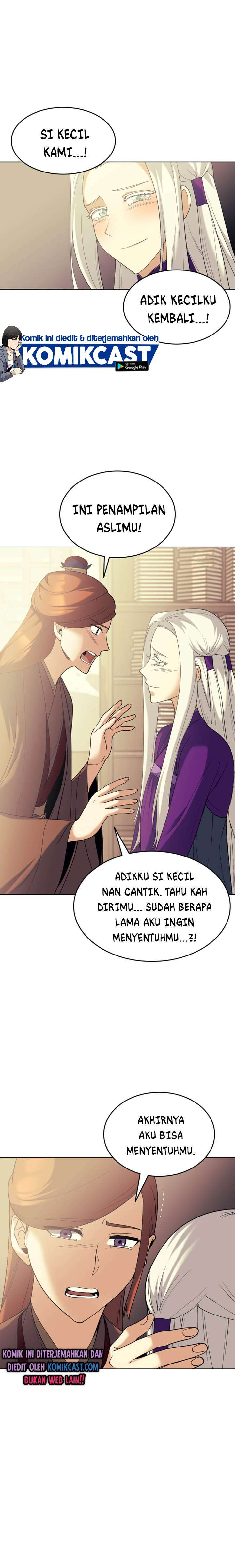 Tale of a Scribe Who Retires to the Countryside Chapter 53 Bahasa Indonesia page 7