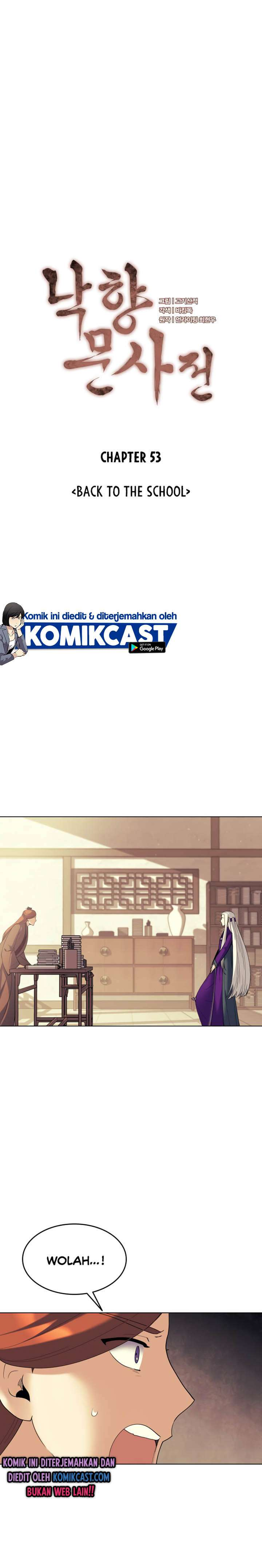 Tale of a Scribe Who Retires to the Countryside Chapter 53 Bahasa Indonesia page 5