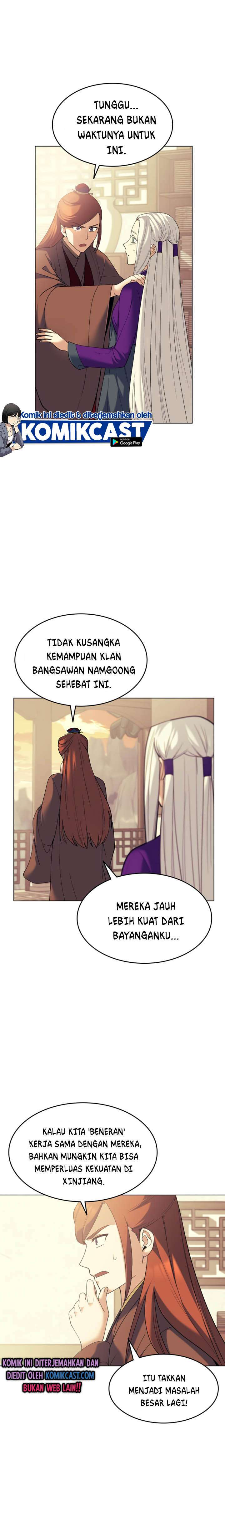Tale of a Scribe Who Retires to the Countryside Chapter 53 Bahasa Indonesia page 11