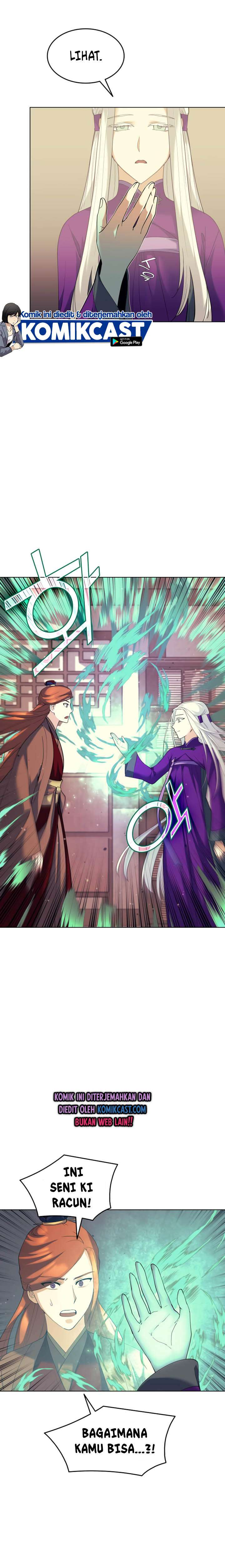 Tale of a Scribe Who Retires to the Countryside Chapter 53 Bahasa Indonesia page 15