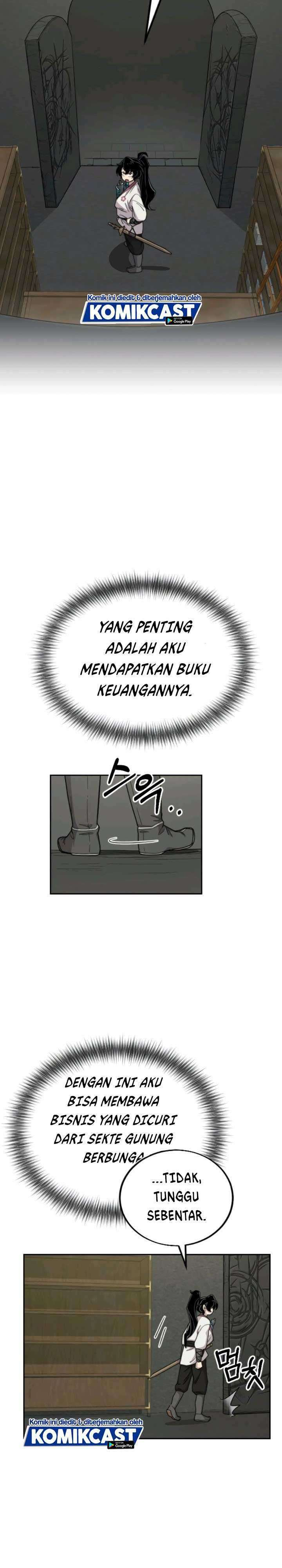 Return of the Flowery Mountain Sect Chapter 9 Bahasa Indonesia page 41