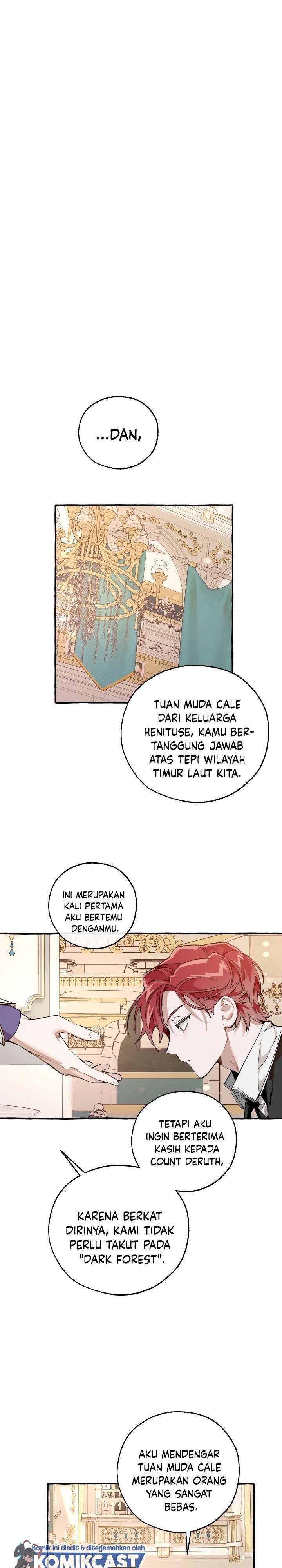 Trash of the Count's Family Chapter 48 Bahasa Indonesia page 9