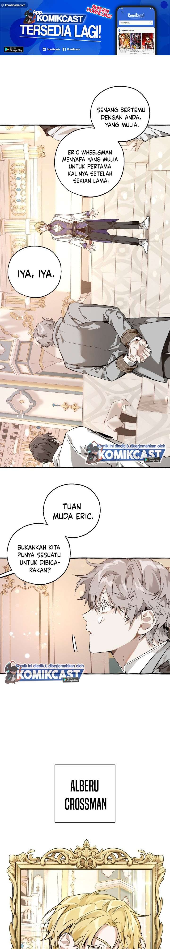 Trash of the Count's Family Chapter 48 Bahasa Indonesia page 3