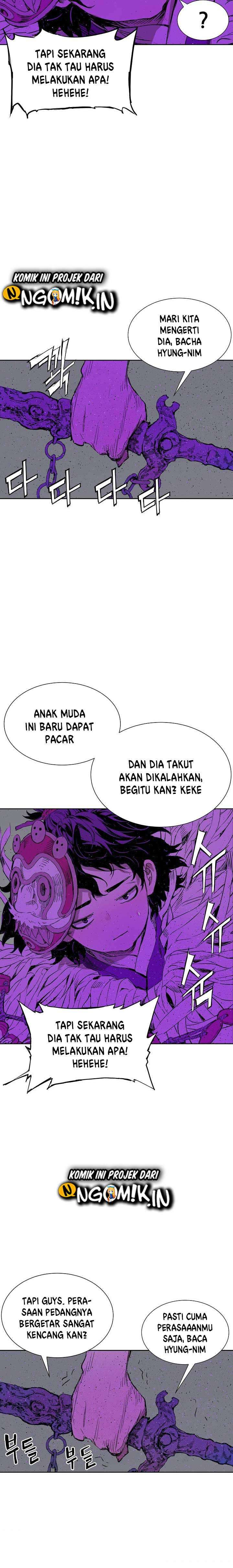 Sword Sheath's Child Chapter 55 Bahasa Indonesia page 37