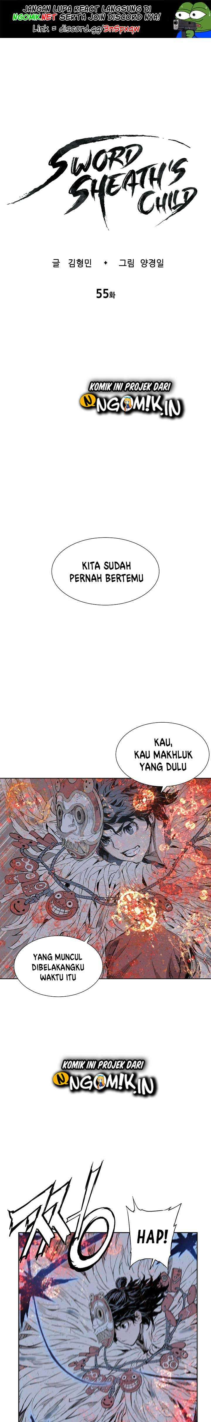 Sword Sheath's Child Chapter 55 Bahasa Indonesia page 3