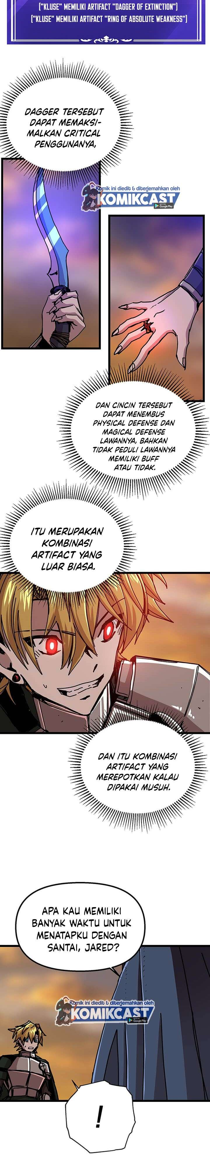 I Am Player Who Suck Alone Chapter 60 Bahasa Indonesia page 35