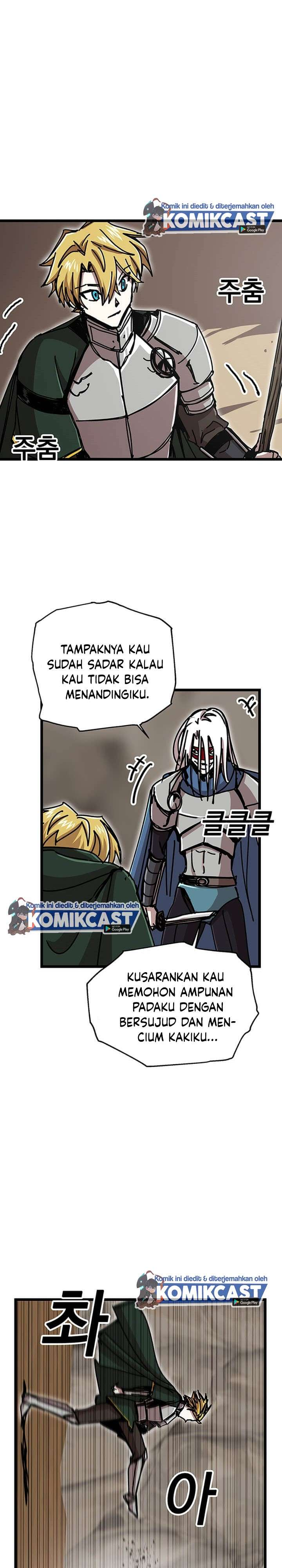 I Am Player Who Suck Alone Chapter 60 Bahasa Indonesia page 37
