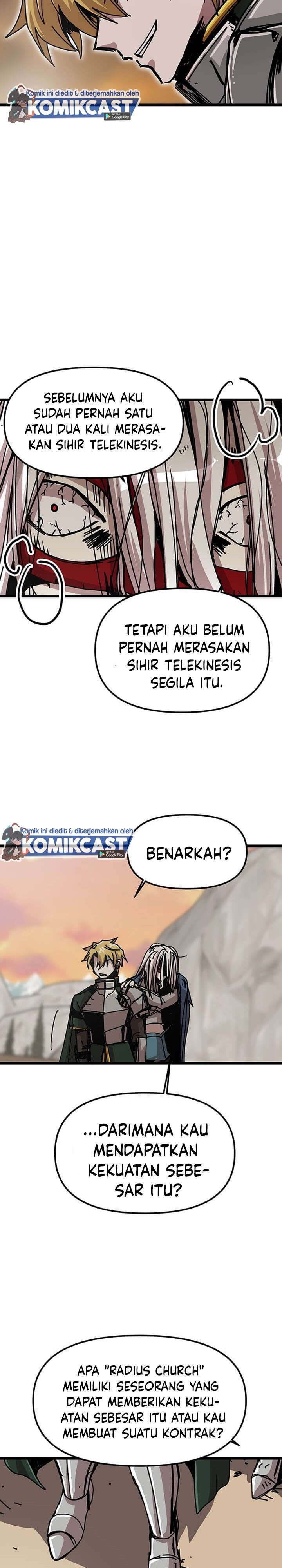 I Am Player Who Suck Alone Chapter 60 Bahasa Indonesia page 59
