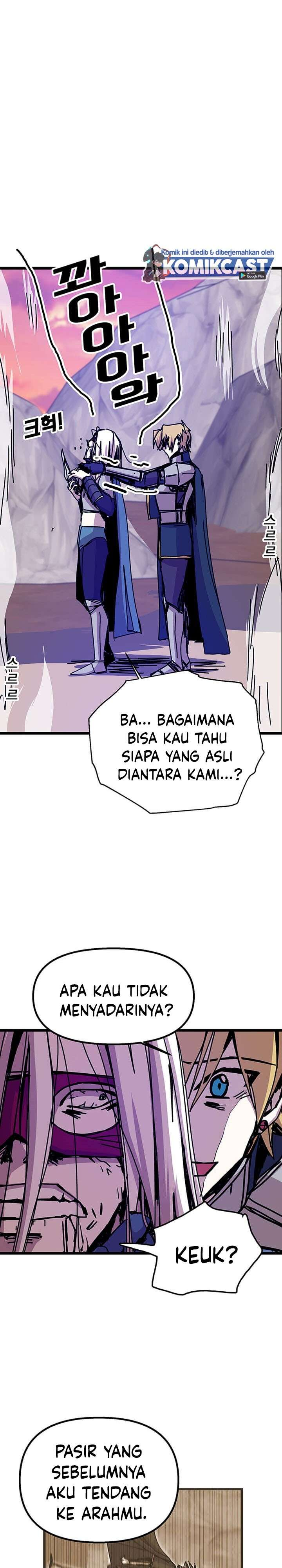 I Am Player Who Suck Alone Chapter 60 Bahasa Indonesia page 49