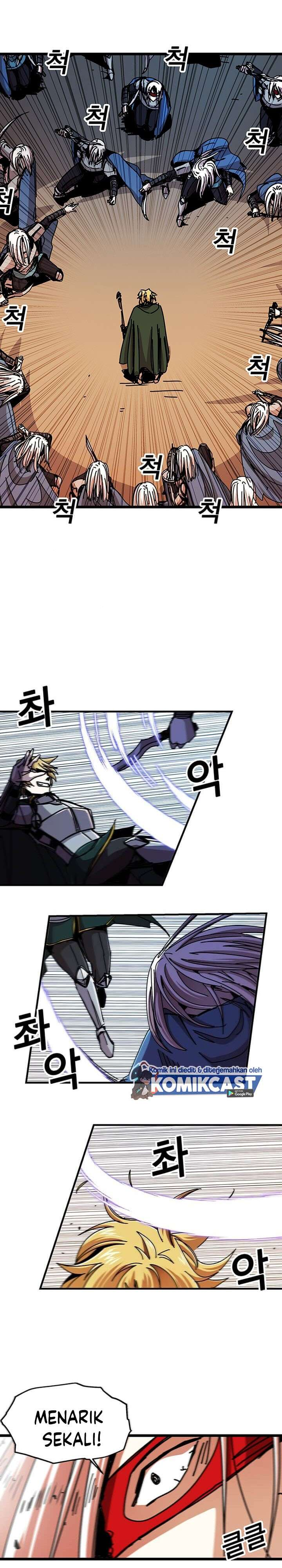 I Am Player Who Suck Alone Chapter 60 Bahasa Indonesia page 45