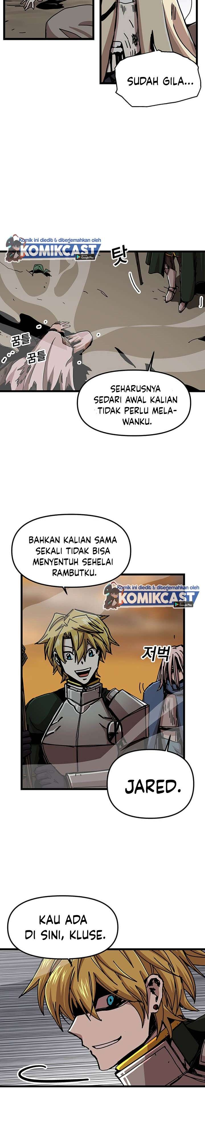 I Am Player Who Suck Alone Chapter 60 Bahasa Indonesia page 31