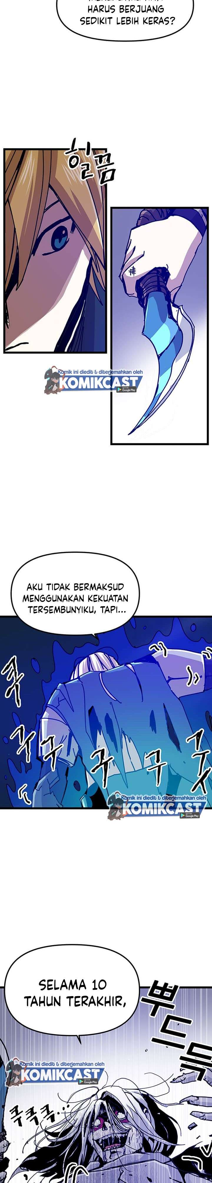 I Am Player Who Suck Alone Chapter 60 Bahasa Indonesia page 63