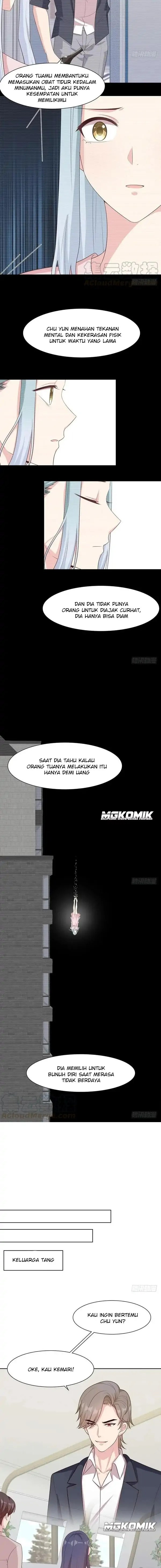 The Wife Contract and My Daughter's Nanny Chapter 136 Bahasa Indonesia page 7