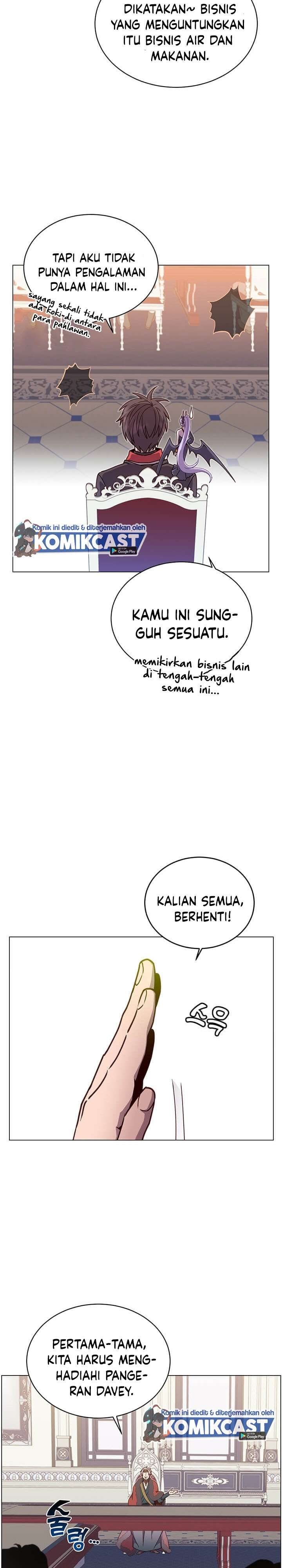 The MAX leveled hero will return! Chapter 45 Bahasa Indonesia page 23