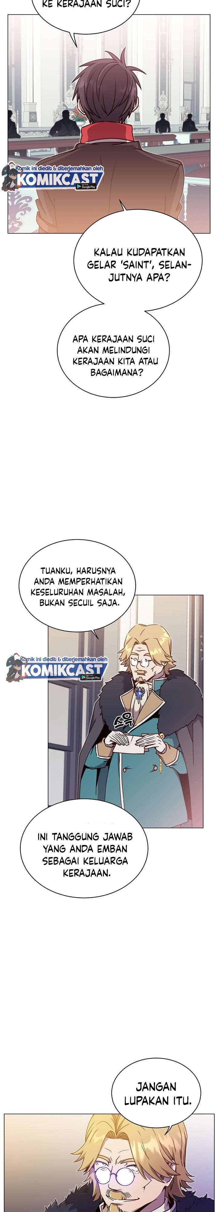 The MAX leveled hero will return! Chapter 45 Bahasa Indonesia page 53