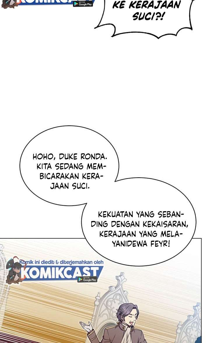 The MAX leveled hero will return! Chapter 45 Bahasa Indonesia page 49