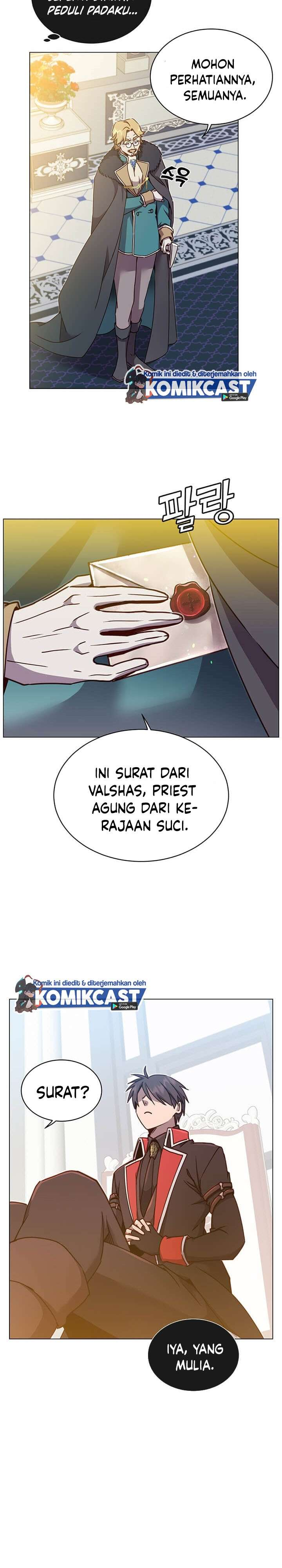 The MAX leveled hero will return! Chapter 45 Bahasa Indonesia page 45
