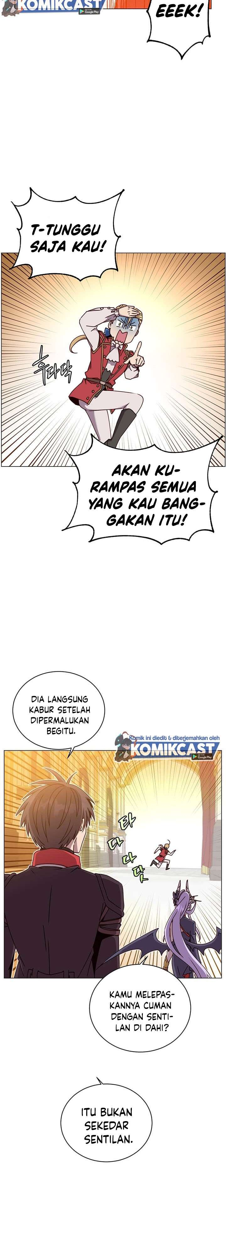 The MAX leveled hero will return! Chapter 45 Bahasa Indonesia page 5