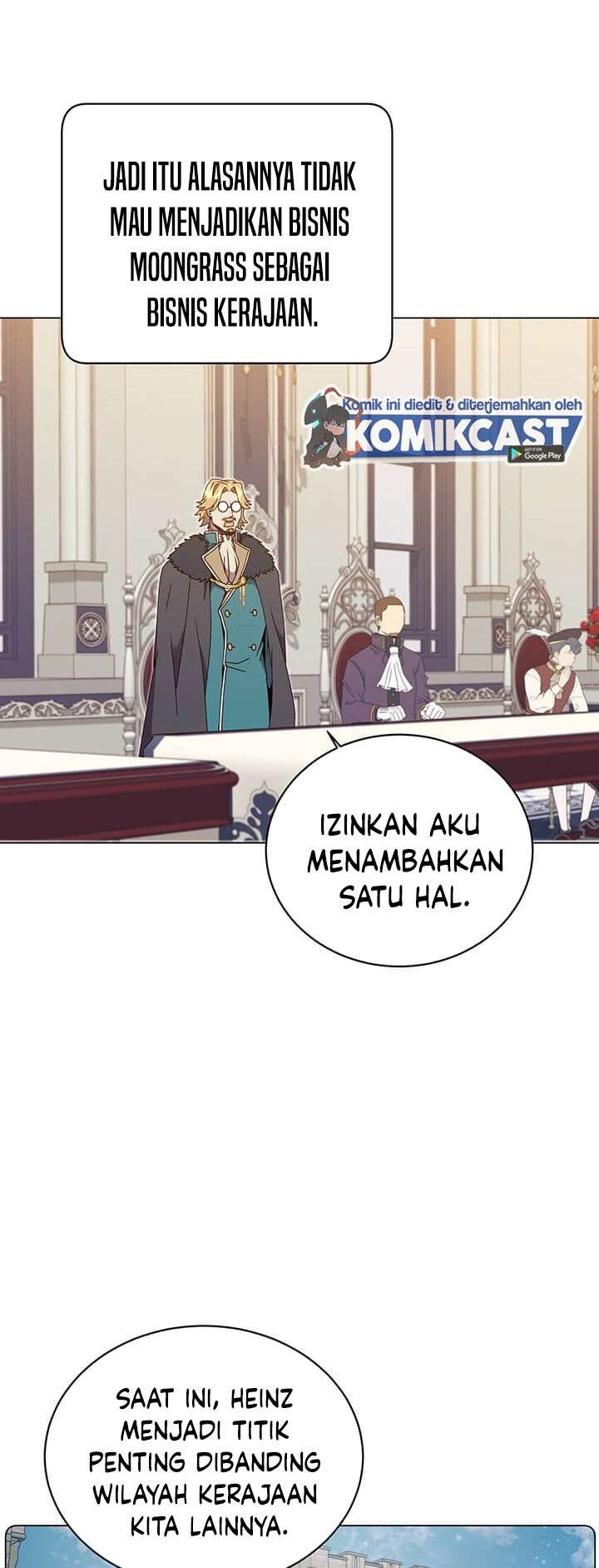 The MAX leveled hero will return! Chapter 45 Bahasa Indonesia page 61