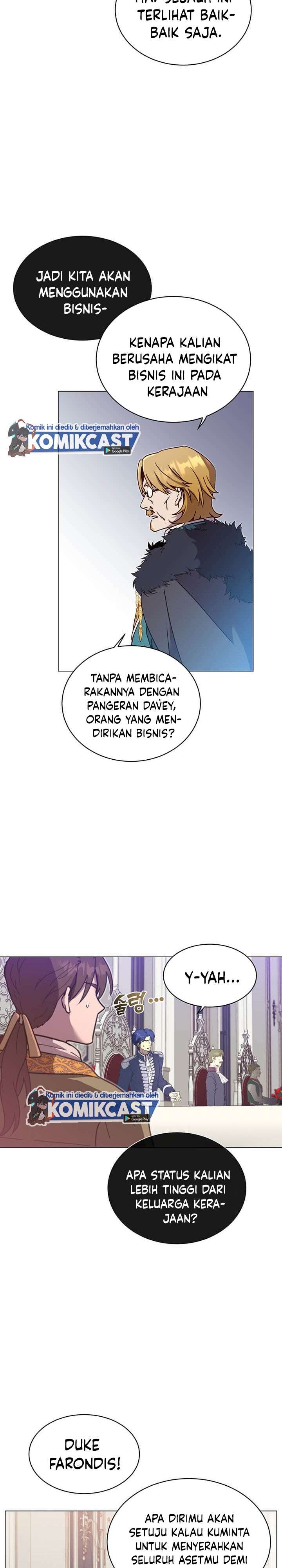 The MAX leveled hero will return! Chapter 45 Bahasa Indonesia page 37