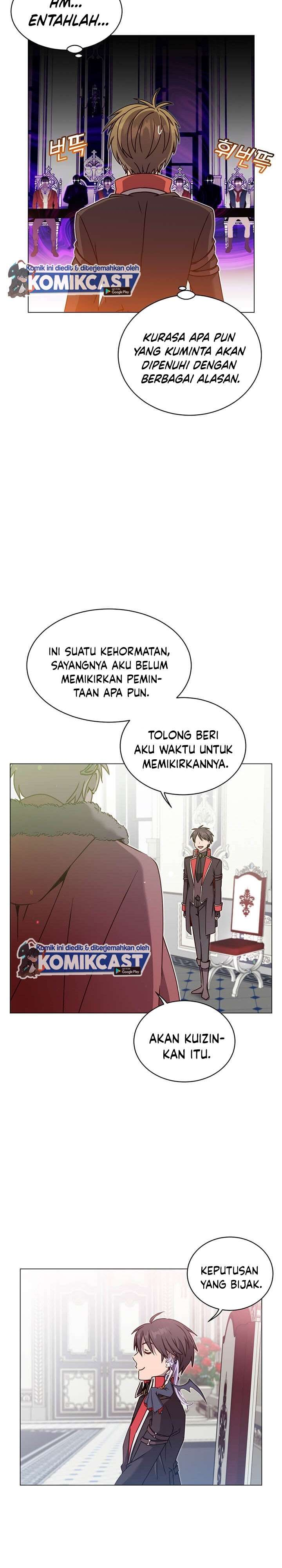 The MAX leveled hero will return! Chapter 45 Bahasa Indonesia page 29