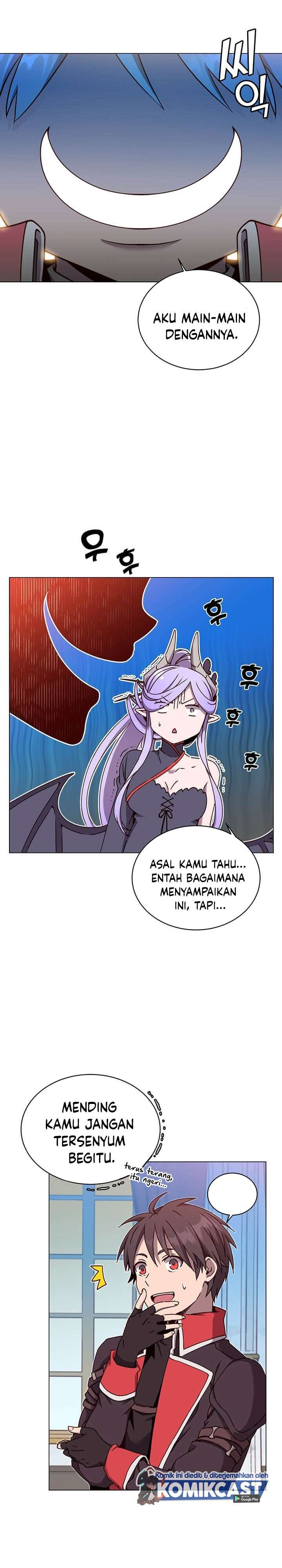 The MAX leveled hero will return! Chapter 45 Bahasa Indonesia page 7