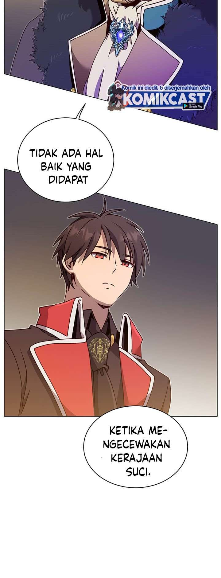 The MAX leveled hero will return! Chapter 45 Bahasa Indonesia page 55