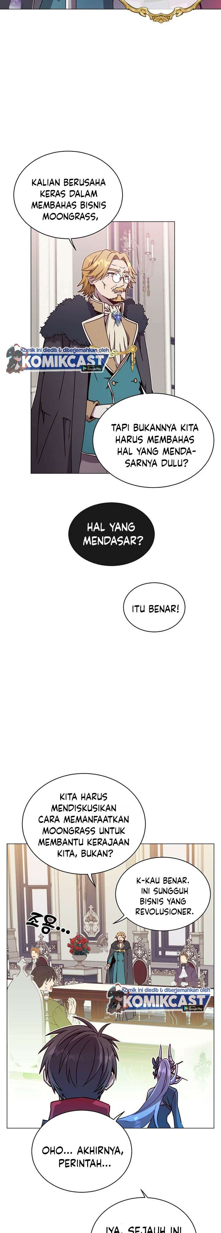 The MAX leveled hero will return! Chapter 45 Bahasa Indonesia page 35