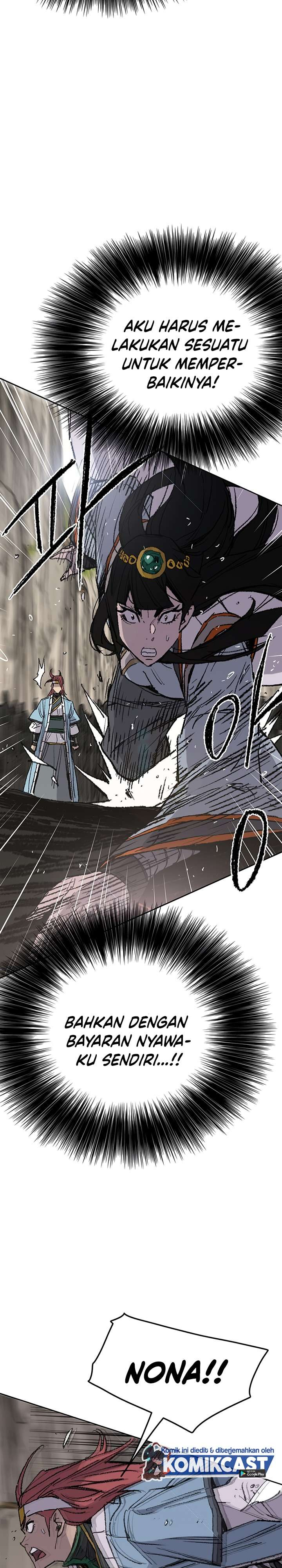 The Undefeatable Swordsman Chapter 66 Bahasa Indonesia page 35