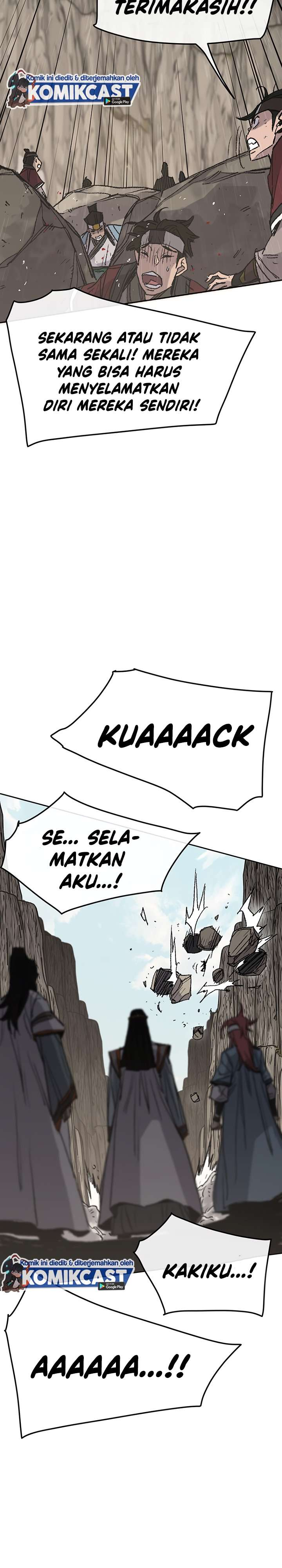 The Undefeatable Swordsman Chapter 66 Bahasa Indonesia page 31