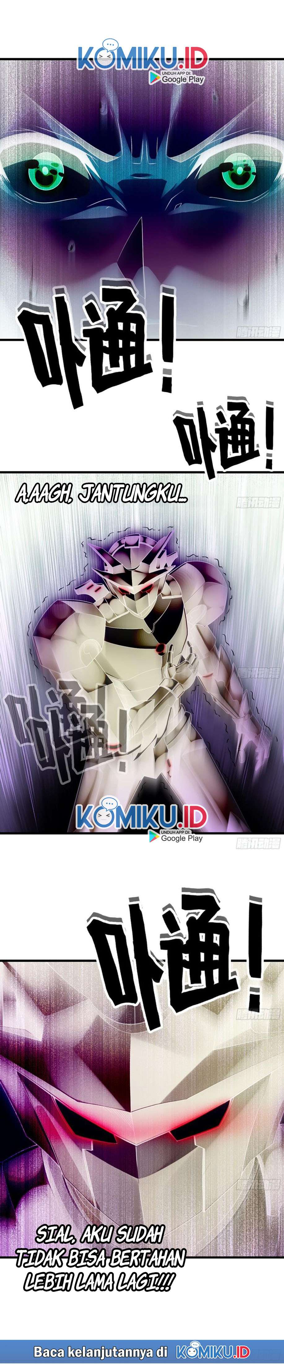My Wife is a Demon Queen Chapter 278 Bahasa Indonesia page 21