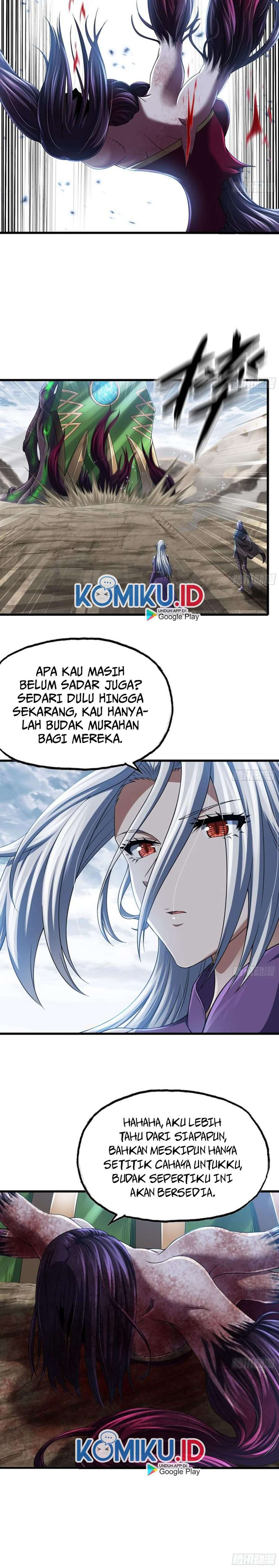 My Wife is a Demon Queen Chapter 277 Bahasa Indonesia page 3