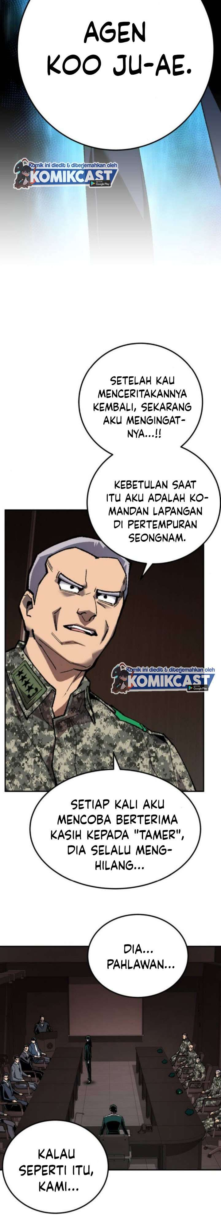 Limit Breaker Chapter 28.2 Bahasa Indonesia page 17