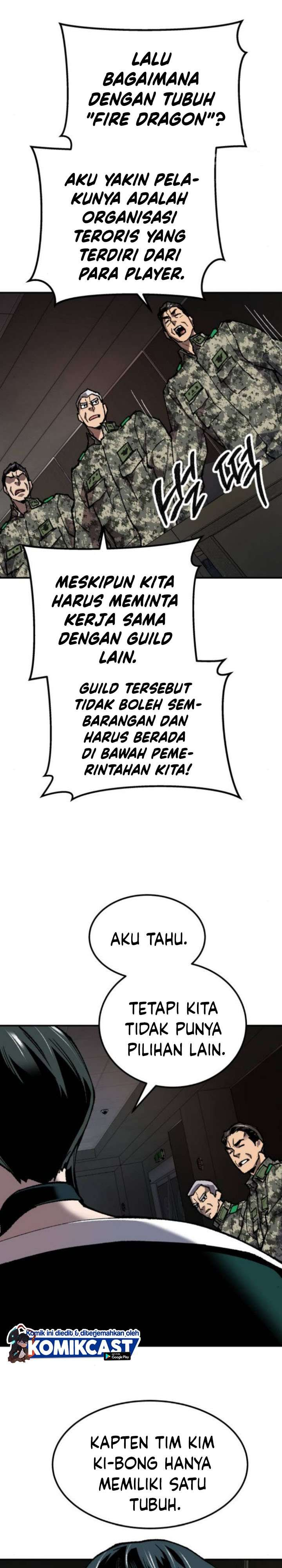 Limit Breaker Chapter 28.1 Bahasa Indonesia page 47