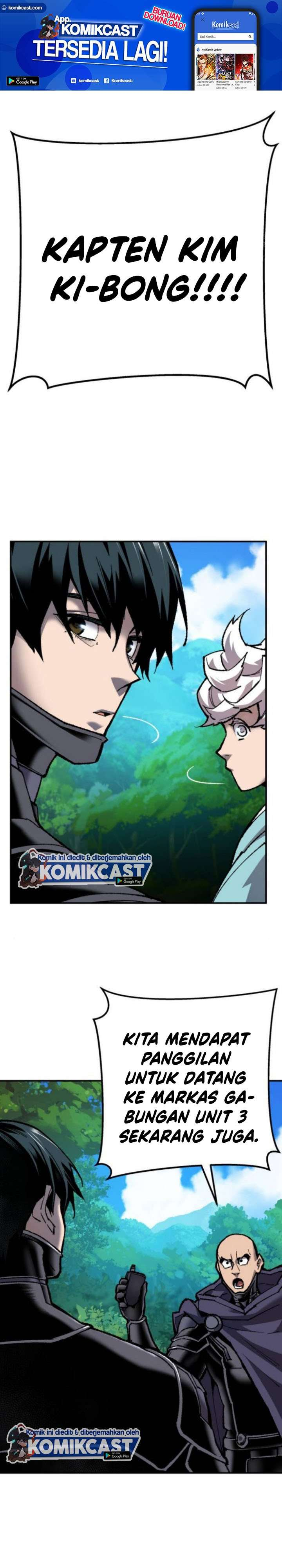 Limit Breaker Chapter 28.1 Bahasa Indonesia page 3